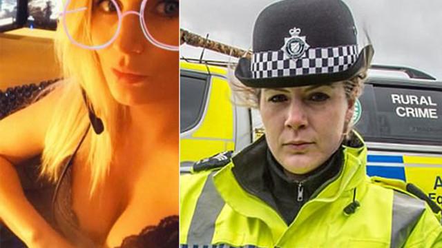 Gündüz polis gece ise...