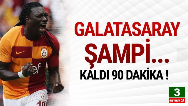 Galatasaray adım adım şampiyonluğa !