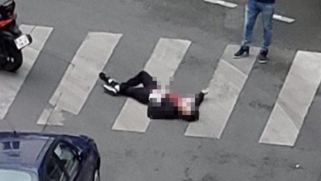 Fransa'da korkunç saldırı ! Dehşet saçtı: 2 ölü, 8 yaralı