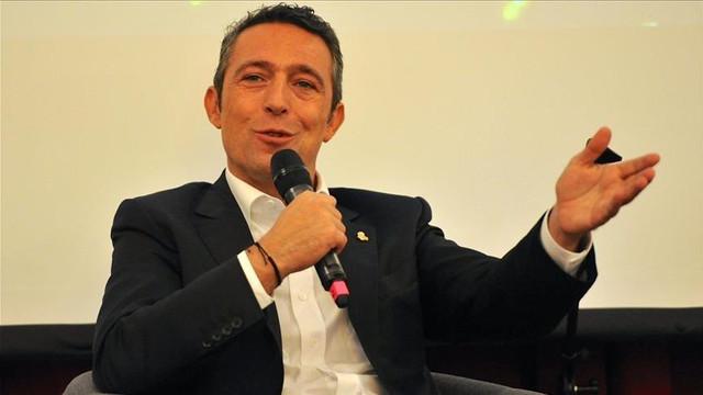 Ali Koç'tan Fenerbahçe yönetimine gönderme !