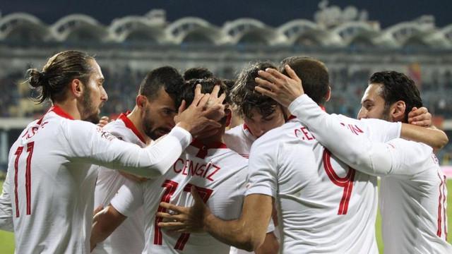 Türkiye - İran maçının yeri ve saati belli oldu