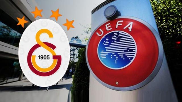 Galatasaray'ın UEFA ile yaptığı anlaşma belli oldu !