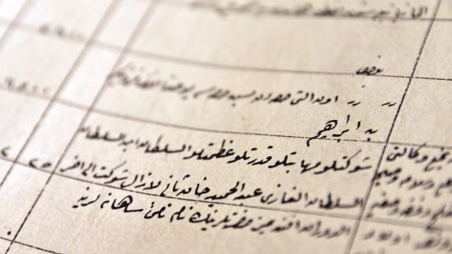 Türkiye'nin dört bir yanından Osmanlı tapusu çıktı !