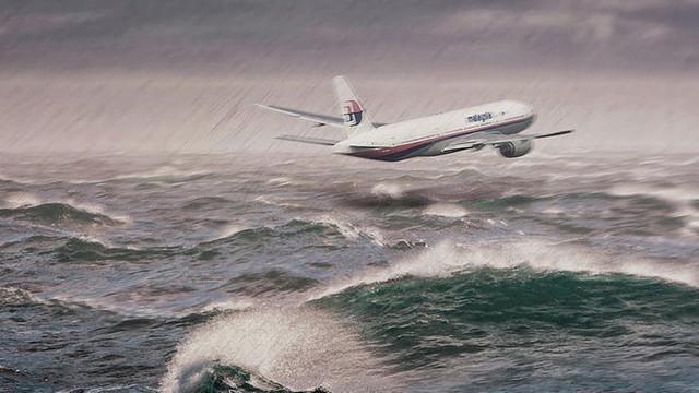 Kayıp yolcu uçağıyla ilgili çarpıcı iddia