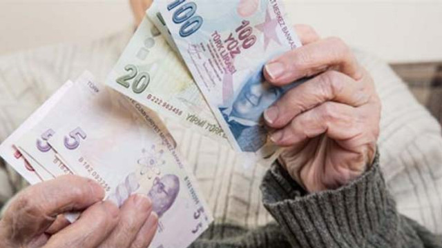 Emeklinin maaş zammı belli oldu