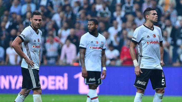 Beşiktaş'ta bir 'Feda' daha yolda