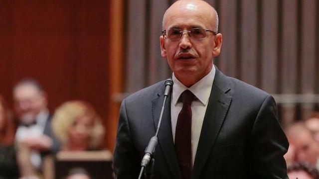 Mehmet Şimşek'ten ekonomiyle ilgili tweet