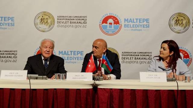 ''İki devlet, bir millet'' Maltepe'de buluştu