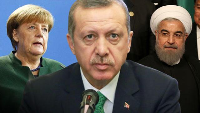 Erdoğan'dan art arda kritik görüşmeler !