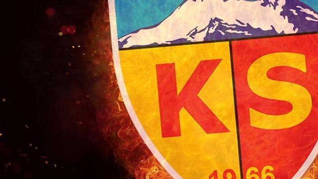 İşte Kayserispor'un yeni teknik direktörü !