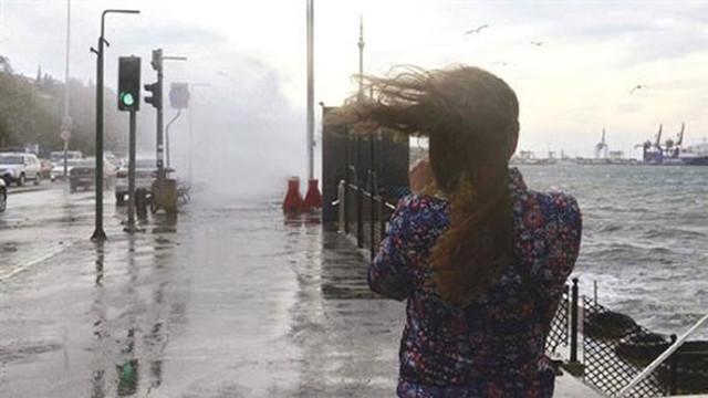Meteoroloji'den İstanbul uyarısı ! Önce sıcak, sonra yağış