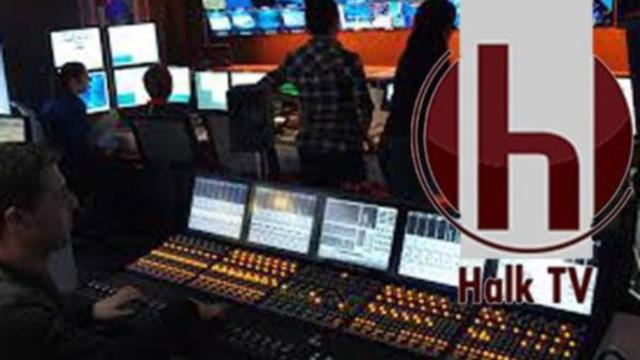 Halk Tv yayını neden kesildi ?