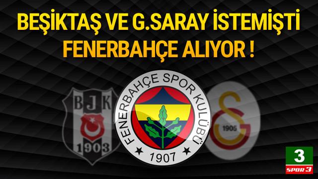 Fenerbahçe'den dev çalım !