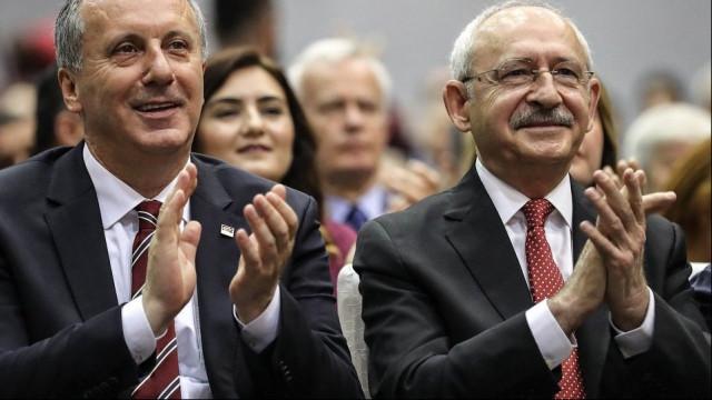 Kılıçdaroğlu'ndan İnce'ye ne kadar seçim bağışı yaptı ?