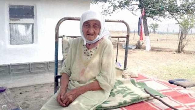 İşte dünyanın en yaşlı kadını ''İstanbullu''