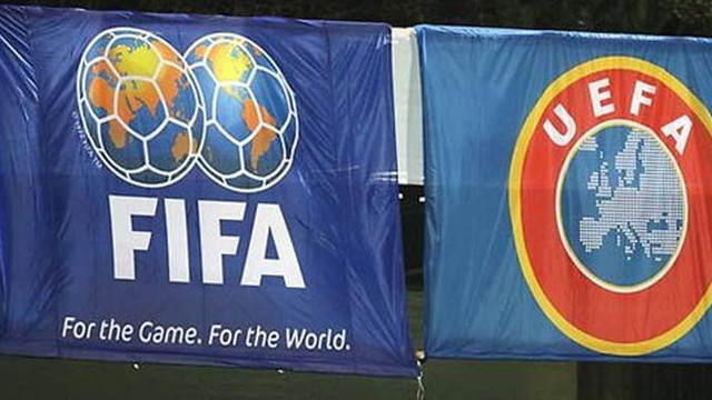 UEFA ile FIFA arasında kriz çıktı !