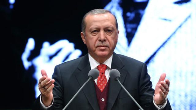Menzil tarikatından Cumhurbaşkanı Erdoğan'a destek