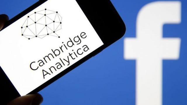 Cambridge Analytica iflas etti