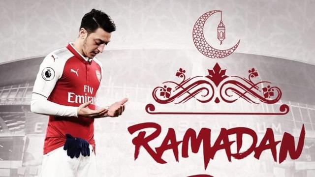 Arsenal Ramazan ayını kutladı