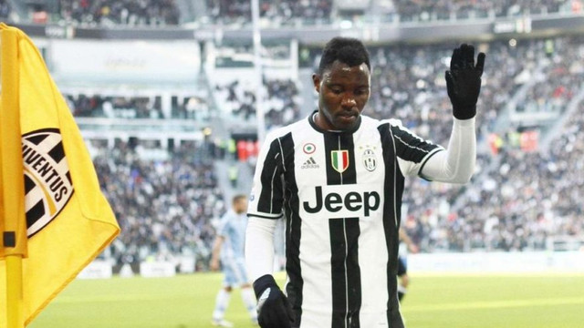 Asamoah'tan Juventus'a veda !