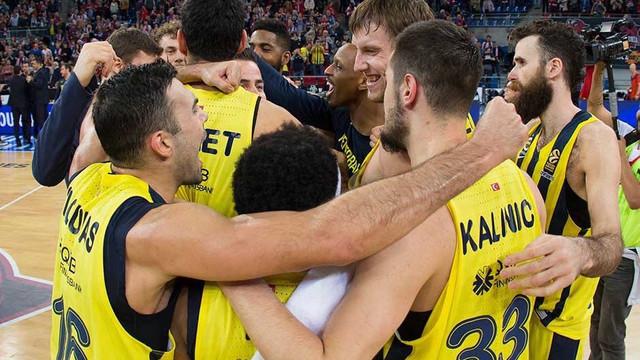 Fenerbahçe Doğuş Euroleague'de finalde !