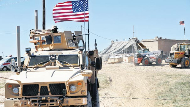 ''ABD, Suriye'nin kuzeyinden çekiliyor''