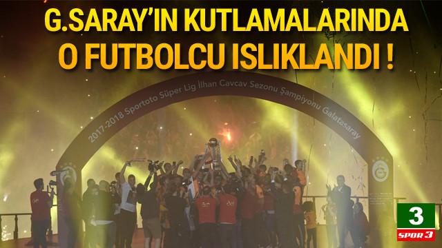 Galatasaray taraftarından Tarık Çamdal tepkisi