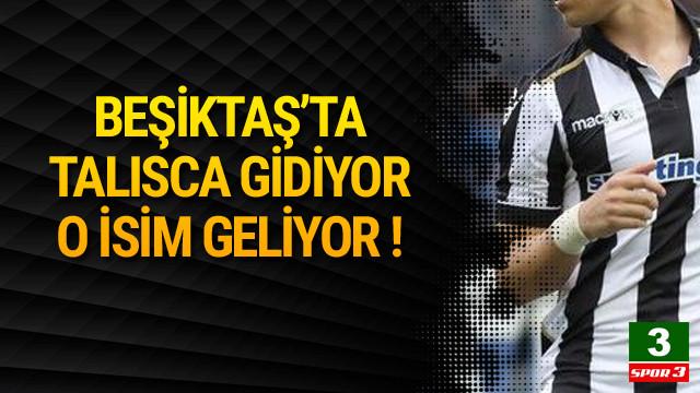 Beşiktaş'ta Talisca gidiyor Pelkas geliyor !