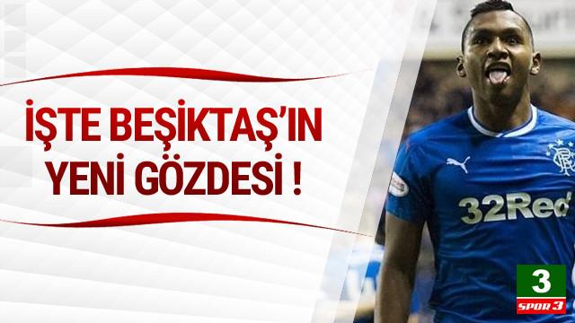 Beşiktaş'ta gündem Morelos !