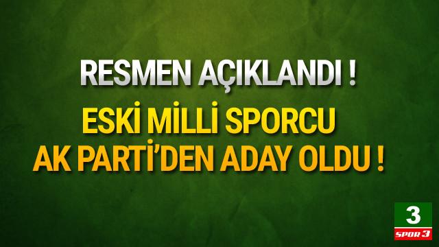 Kenan Sofuoğlu milletvekili adayı oldu