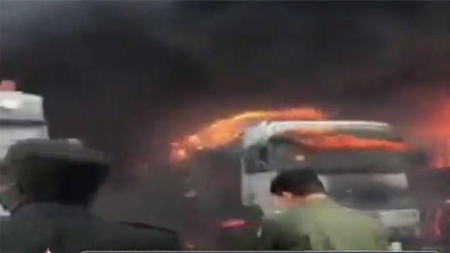 BAE ve Suudi Arabistan arasında korkutan yagın