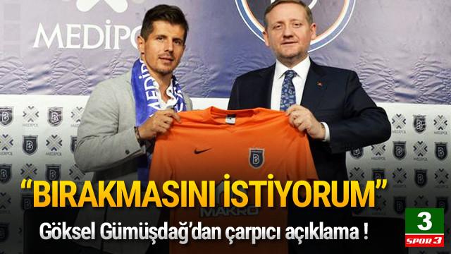 Göksel Gümüşdağ'dan Emre Belözoğlu açıklaması !