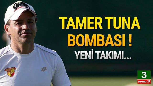Trabzonspor'da Tamer Tuna sürprizi !