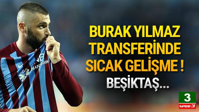 Beşiktaş Burak Yılma transferini durdurdu !