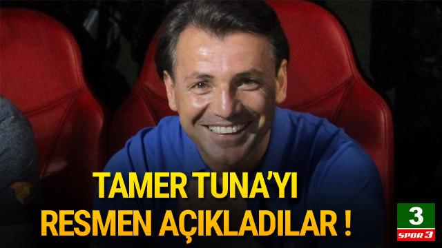 Trabzonspor açıkladı: Tamer Tuna...
