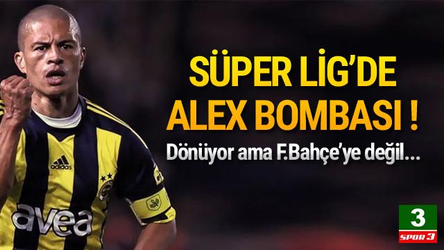 Sivasspor'dan Alex de Souza bombası !