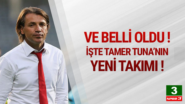 Tamer Tuna Sivasspor'da !
