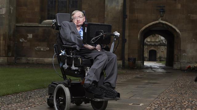 İşte Stephen Hawking'in ölmeden önceki son çalışması