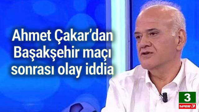 Ahmet Çakar'ın paylaşımı olay oldu