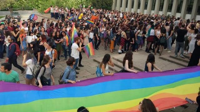 ODTÜ, LGBT yürüyüşlerini yasakladı