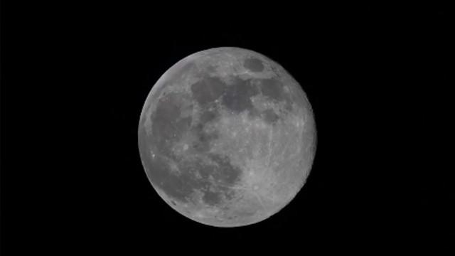 Rus kozmonot uzaydan ayın batışını görüntüledi