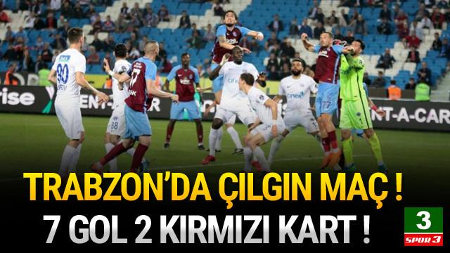Trabzonspor - Kasımpaşa: 2-5