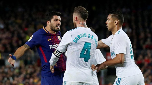 Barcelona - Real Madrid: 2-2