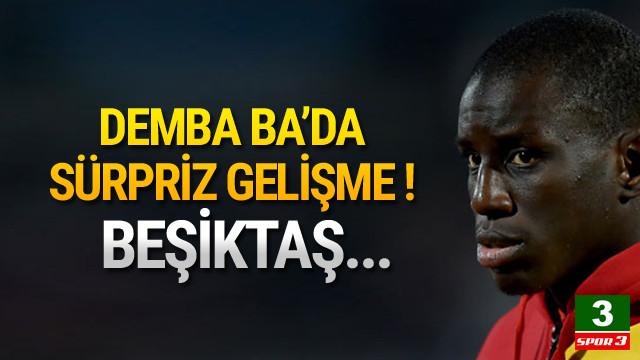 Demba Ba Beşiktaş'a doğru !