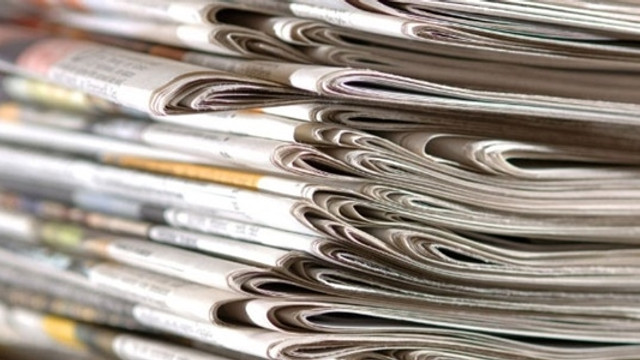 İşte gazetelerin bugünkü manşetleri