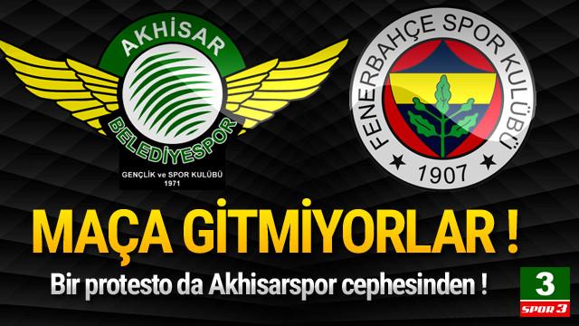 Akhisarspor taraftar grupları maça gitmiyor !