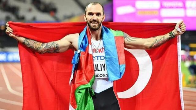 Ramil Guliyev yine tarih yazdı !