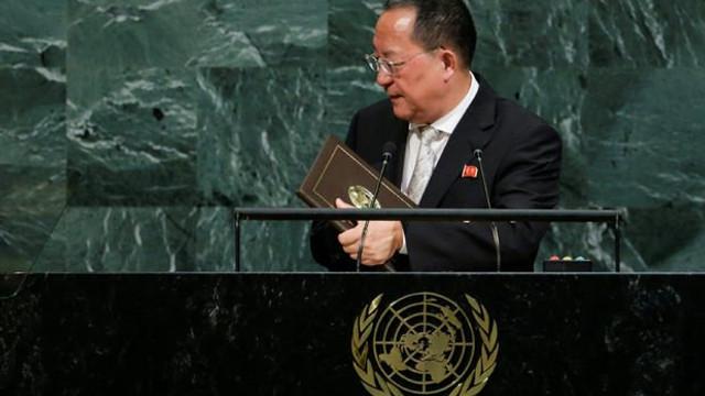 Kuzey Kore'den Netayahu'ya: O bir suçlu, yalancı !