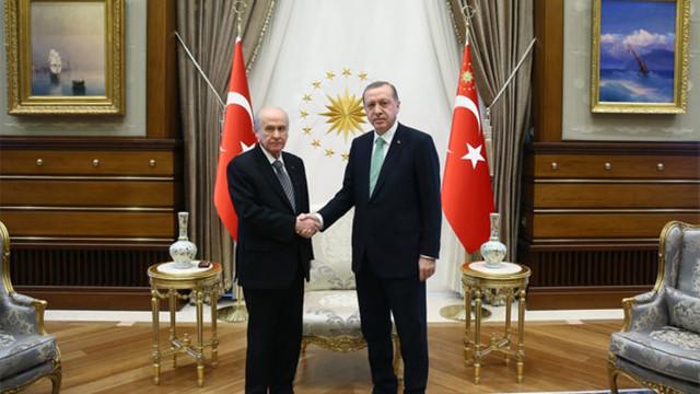 AK Parti ve MHP'de ''Cumhur İttifakı'' çatlağı