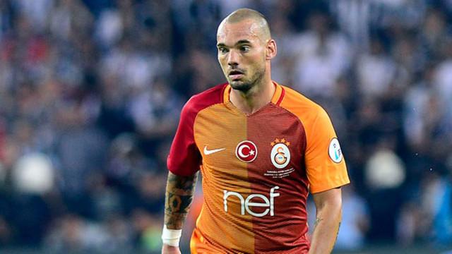 Sneijder'in menajerinden 'İstanbul' açıklaması